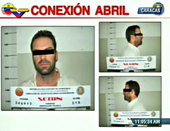El detenido responde al nombre de Timothy Hallett, quien de acuerdo con las investigaciones, posee entrenamiento y adiestramiento como agente de inteligencia