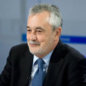 José Antonio Griñán, jefe del gobierno de Andalucía