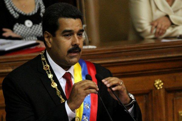 Presidente Constitucional de la República de Venezuela
