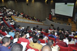 Las ponencias abarcaron aspectos relacionados con el desarrollo de Software Libre para celulares