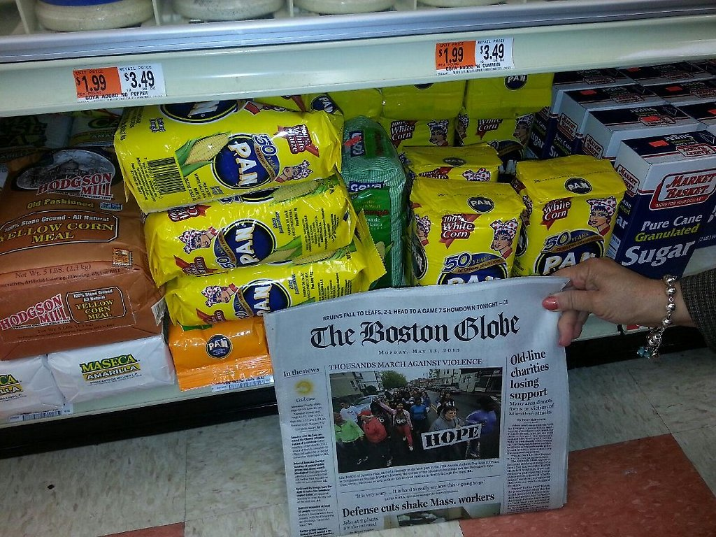 Supermercado en Boston
