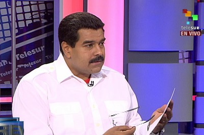 Nicolás Maduro denuncia sabotaje de la oposición