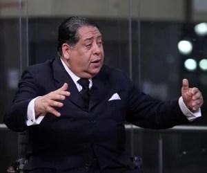 El abogado constitucionalista, Hermann Escarrá