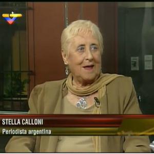 <b>Stella</b> <b>Calloni</b>