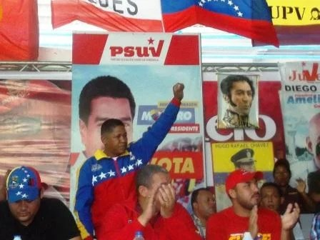 Luís Ramos, trabajador activo de Industrias Diana C.A. y vocero  del Consejo de Trabajadores, candidato a Concejal.