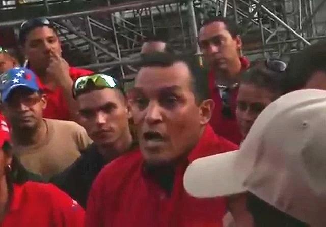 Para el Ministro del Poder Popular para Alimentación, Félix Osorio, el patrimonio del Estado, no puede ser manejado por un grupo de trabajadores