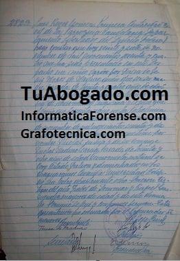 Acta de Nacimiento del Presidente Maduro mostrada por tuabogado.com