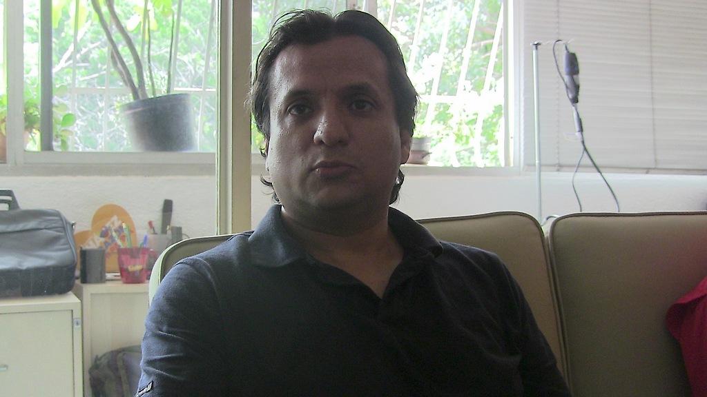 Hugo Segura , miembro de PDVSA  AIT, región Los Teques