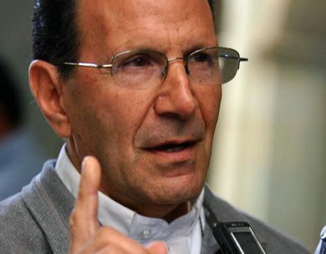 el sacerdote Alejandro Solalinde.
