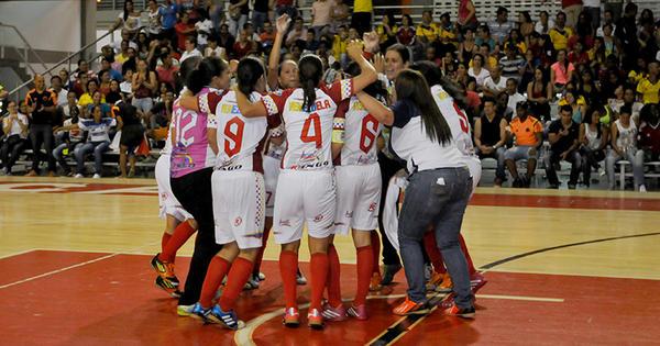 Venezuela se convirtió en el primer equipo que sella su nombre en un campeonato regional de esta disciplina en la categoría femenina