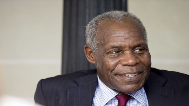 El actor Danny Glover