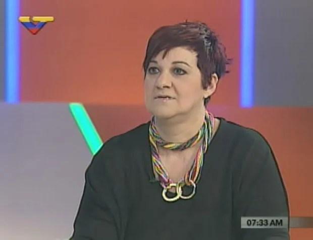 María Alejandra Díaz analizó las causas por las cuales parte del chavismo no se movilizó en la pasada contienda electoral, expuso su propuesta para optimizar las estrategias comunicacional de la Revolución, adaptadas al siglo XXI.
