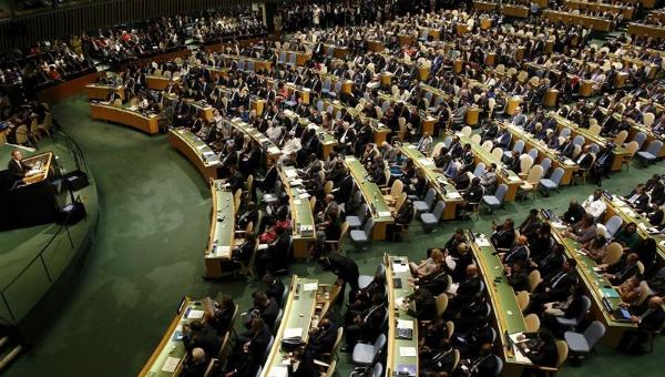 El encargado de ejercer la acción en la ONU fue el canciller ecuatoriano Guillaume Long.