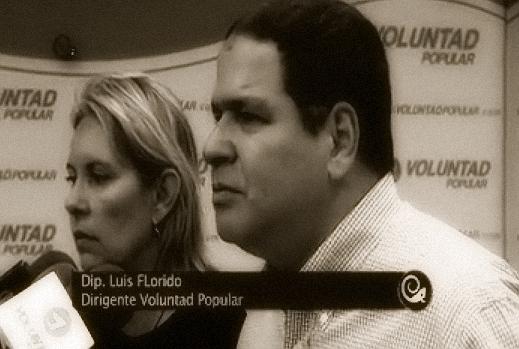 El diputado de la Asamblea Nacional (AN) y dirigente de la tolda naranja, Luis Florido, emitió una amenaza al diputado por el Bloque de la Patria, Diosdado Cabello.
