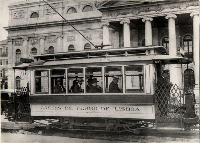 1901 tram
