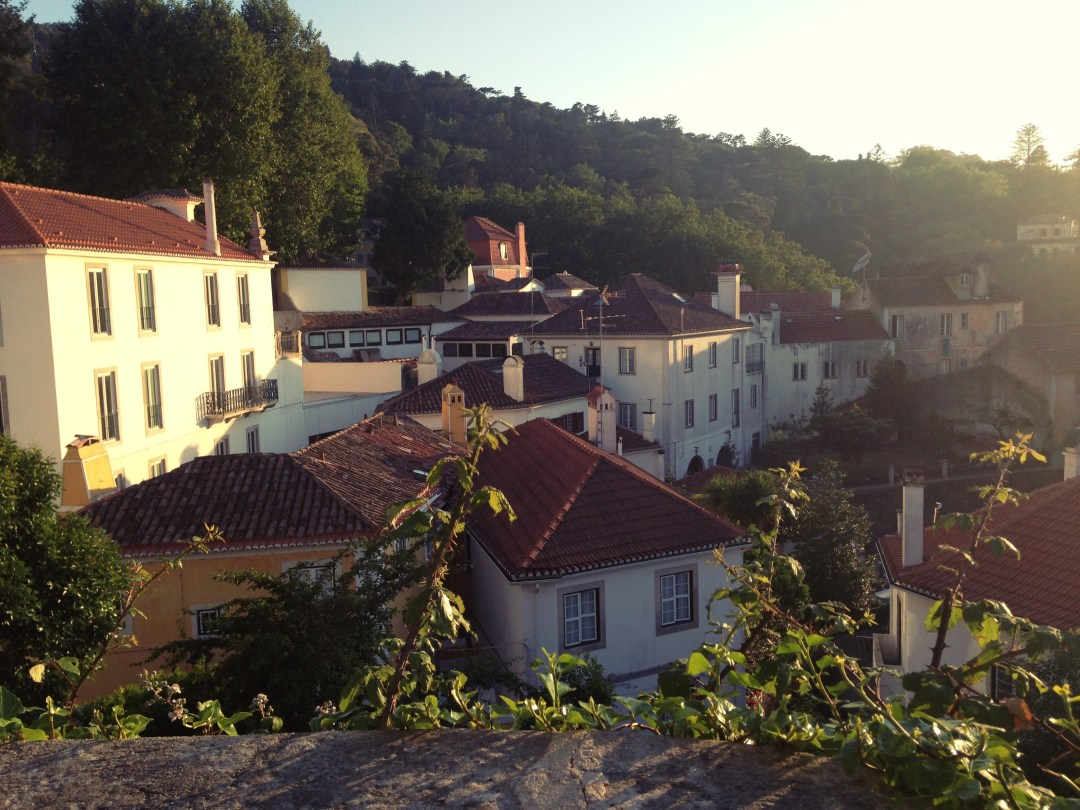 belvedere in Sintra