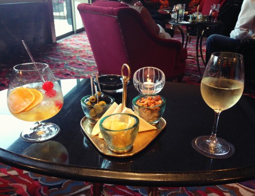 Drinks at the Four Seasons Lisbon