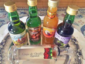 Portuguese liqueurs