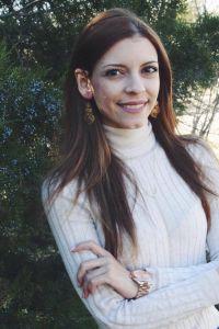 Melanie filigree earrings