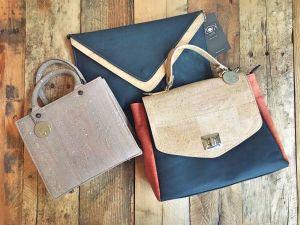 Rok Cork handbags