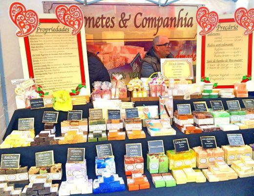 Mercado CCB soaps