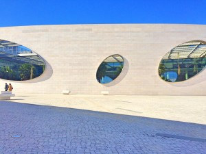 Fundacao Champalimaud windows