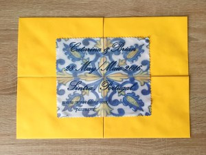 azulejo save the dates