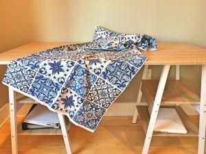 azulejo fabric