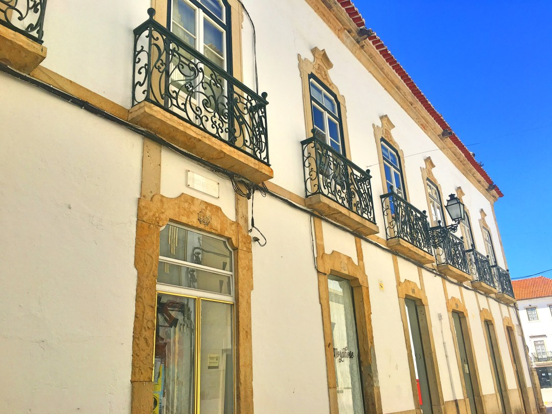Traditional building Tomar
