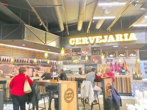 Cervejaria aeroporto