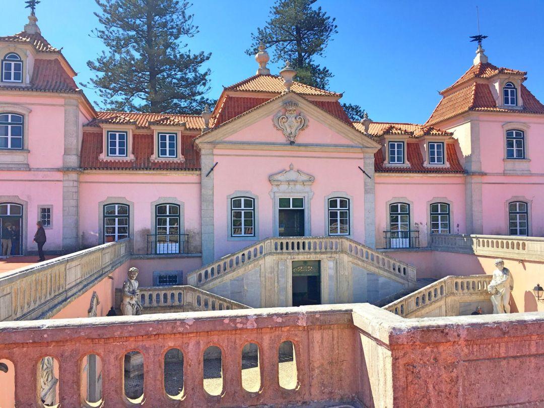 Palacio Marques Pombal frente