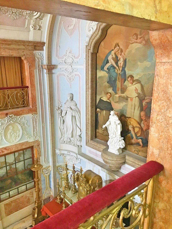 Capela Palacio Marques de Pombal