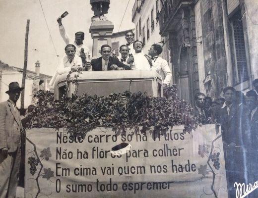 Queima Coimbra 1944