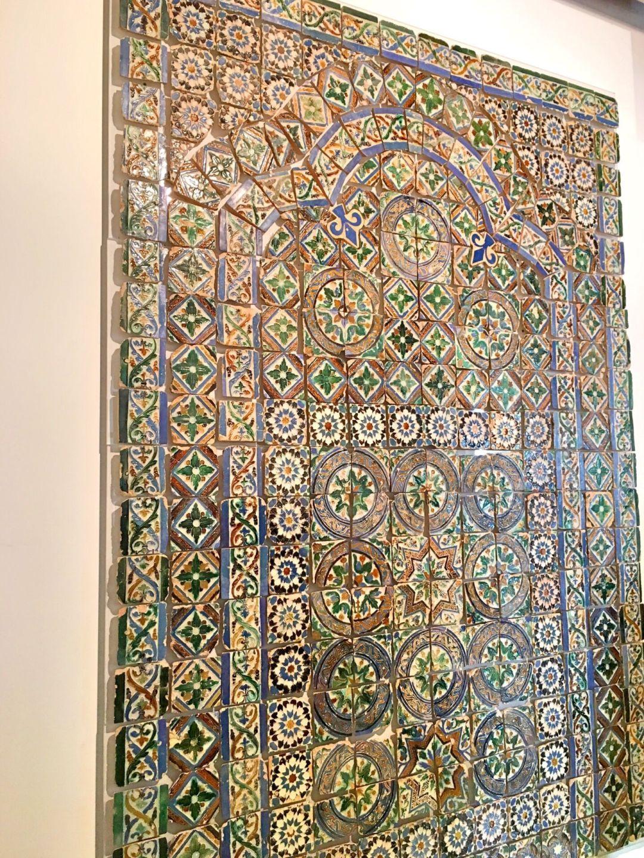 14th-15th century azulejos