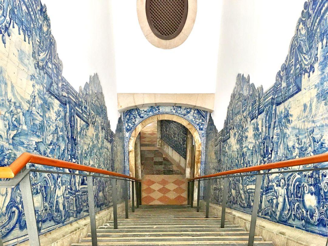 Stairway Museu Azulejo