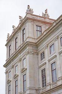 Exterior Palacio da Ajuda