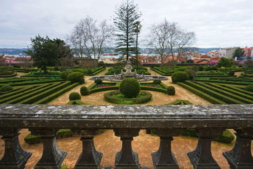 Jardim Botanico Ajuda