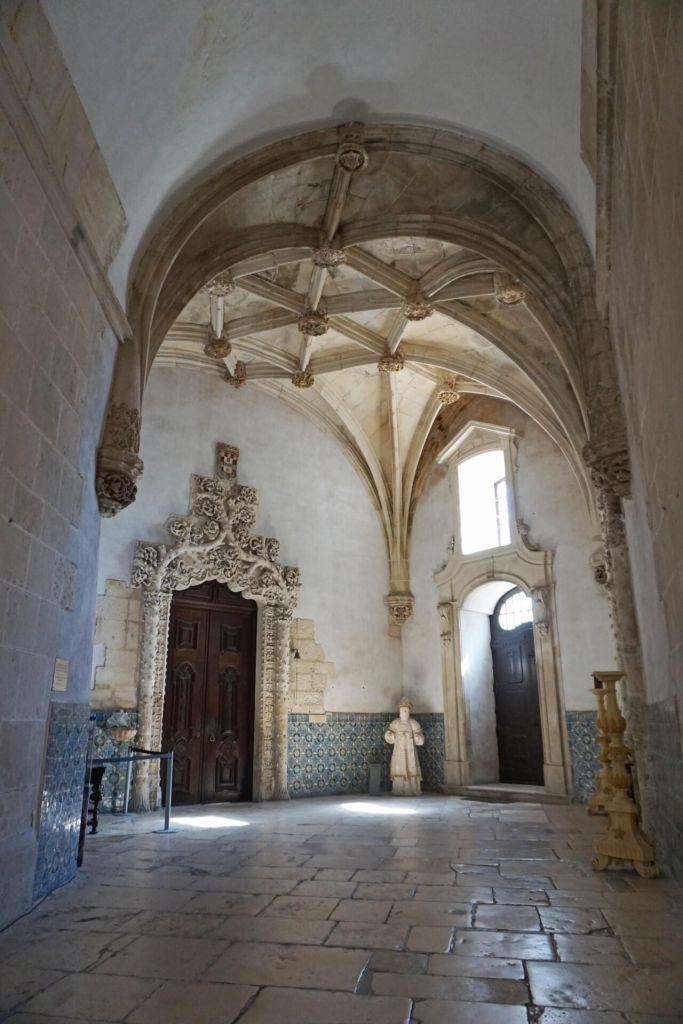 Manueline vault Alcobaça monastery