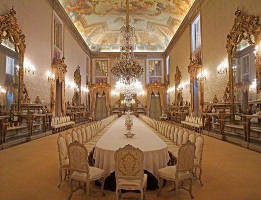Dining Palacio da Ajuda