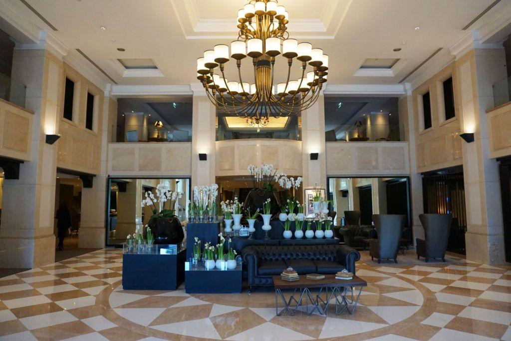 Penha Longa lobby