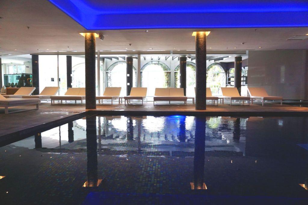 Indoor pool Penha Longa