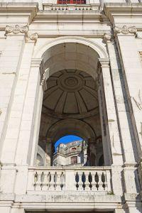 Palácio Nacional de Mafra stonework