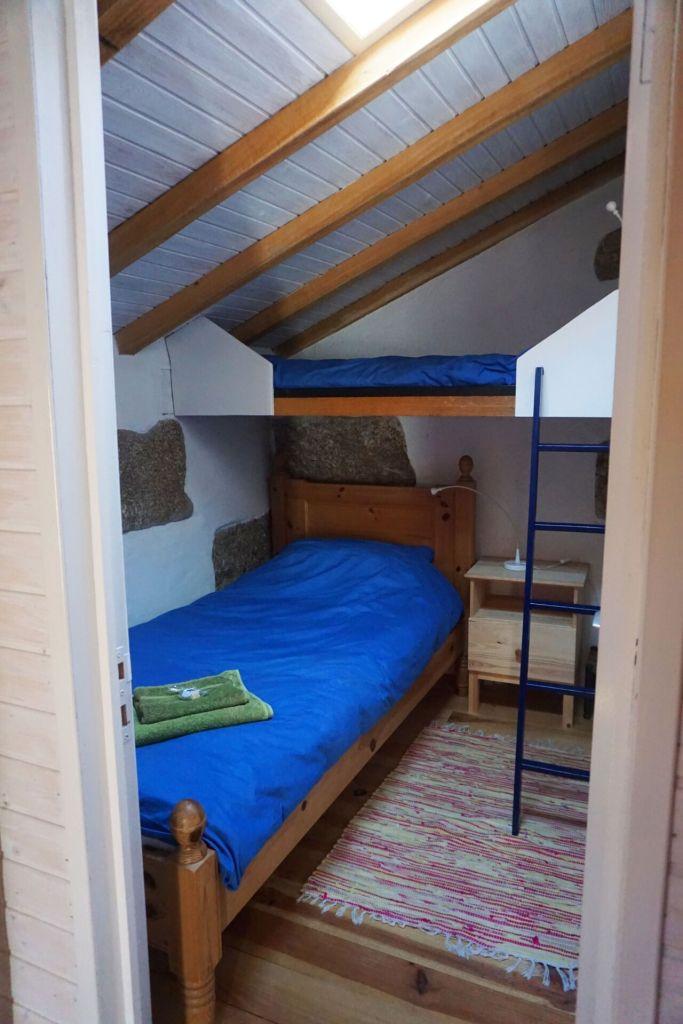Quinta do Cobral bunk beds