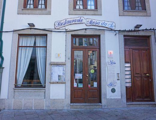 Restaurante Mesa da Sé