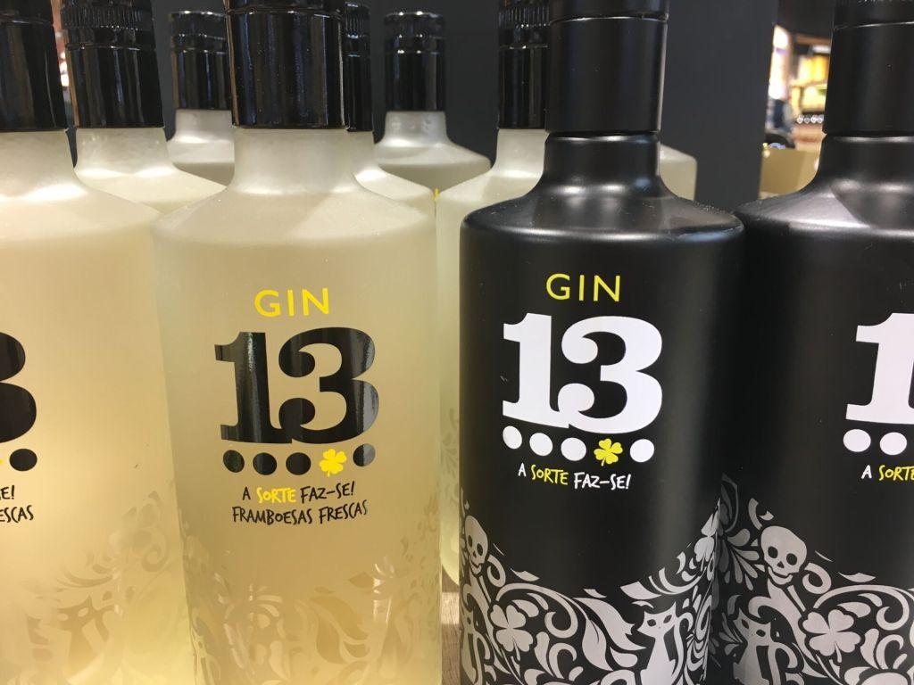 Gin 13