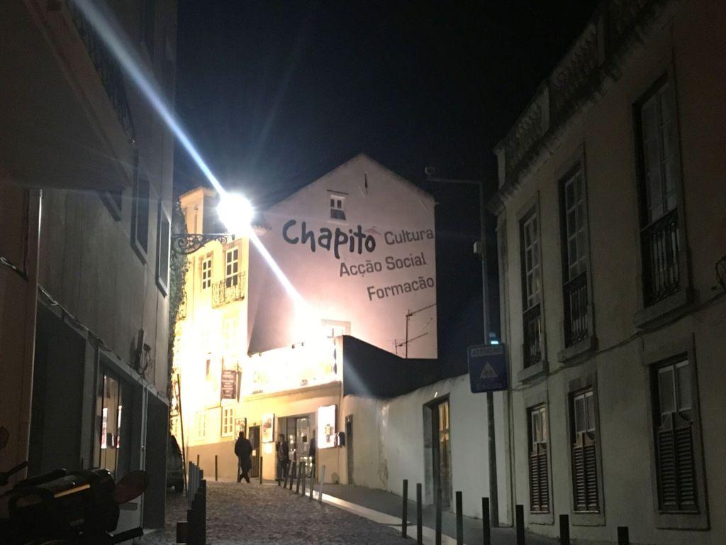 Outside Chapitô à Mesa