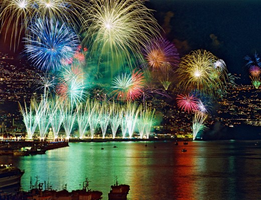 Fireworks Madeira
