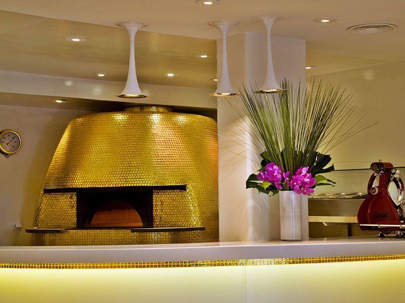Forno D'Oro golden oven