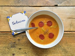 Bean & Cabbage Soup