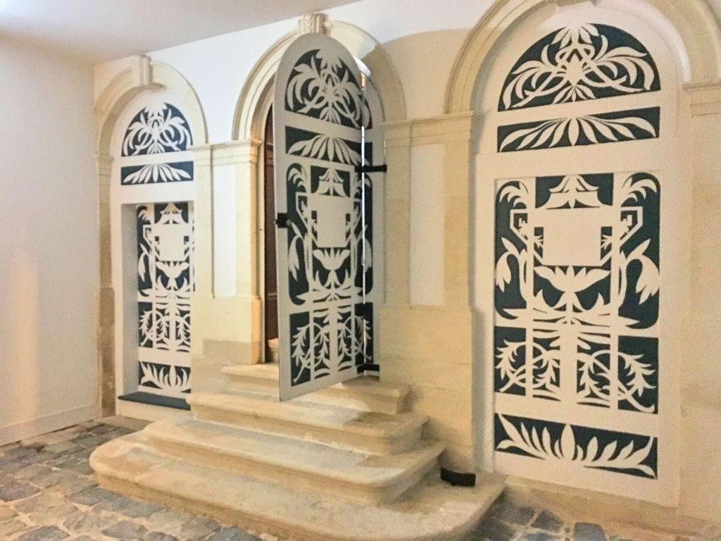 Doors in Montebelo Vista Alegre